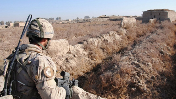 Canadian soldiers are currently leaving Afghanistan and all soldiers are expected to be out by early 2014.